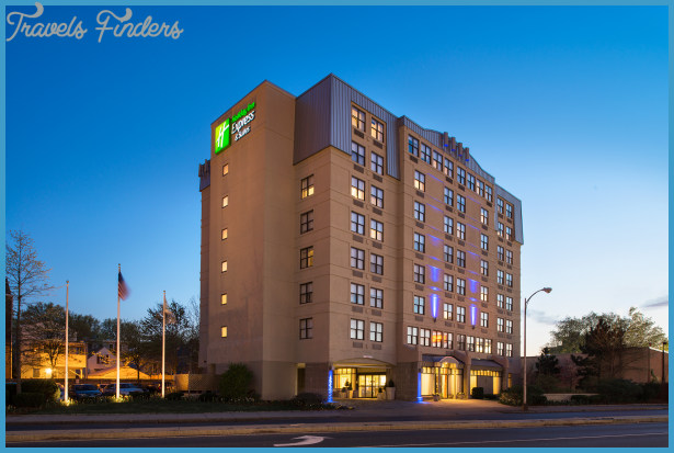 Holiday Inn Express & Suites Boston - Cambridge (MA) - Hotel Opiniones