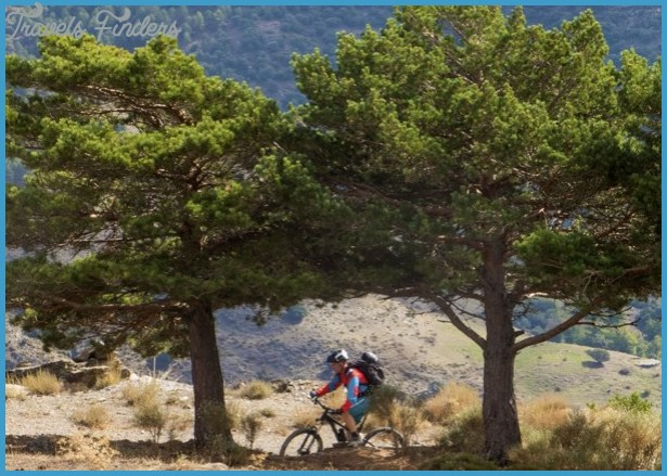 ... .jpg - Spain - Sensational Sierra Nevada - Mountain Biking