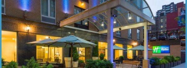 Holiday Inn Express NYC Madison Square Garden (New York City, NY ...