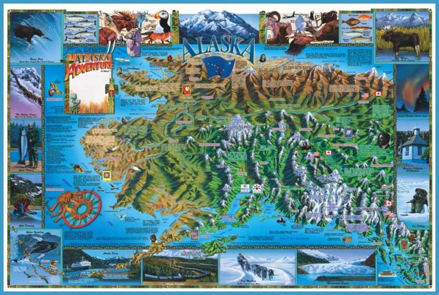 Idaho Map Tourist Attractions – Idaho Tourist Attractions Map