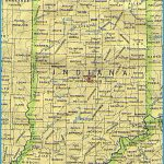 Indiana Maps - Perry-Castañeda Map Collection - UT Library Online