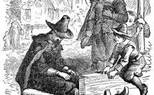Puritan Life: Puritan Morality Enforced