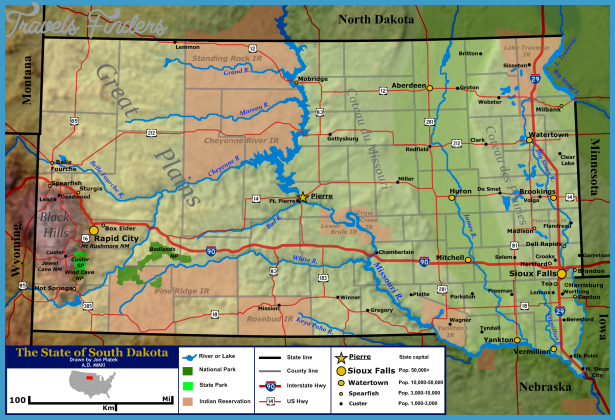 Kansas Map Tourist Attractions – Tourist Attractions Map In Kansas