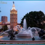 the Country Club Plaza in Kansas City. Photo courtesy of VisitKC.com