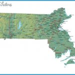 detailed map of massachusetts