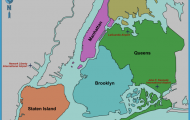 File:New York City District Map.png - Wikimedia Commons