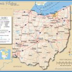 Reference Map of Ohio, USA - Nations Online Project
