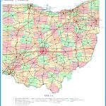 ohio map ~ World of Map