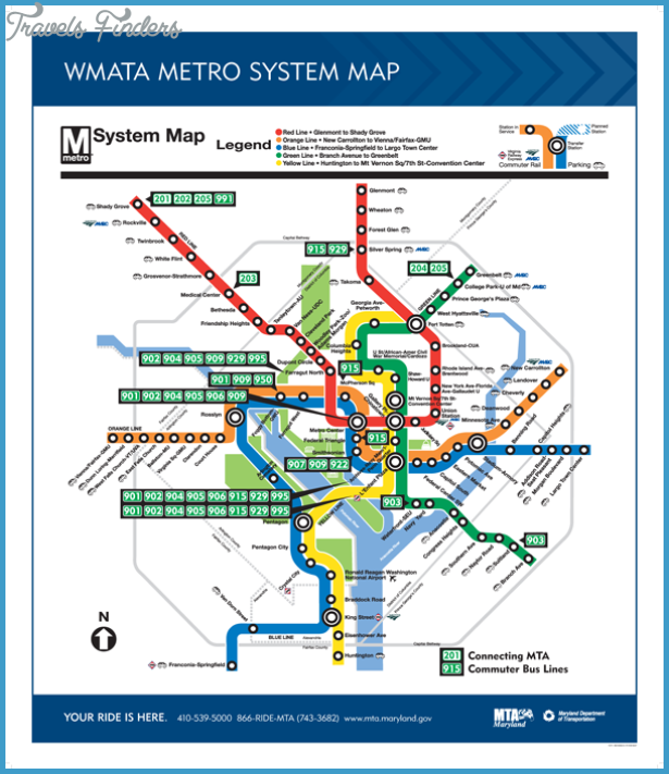 File Name : WMATA-Metro-System-Map.png Resolution : 600 x 696 pixel