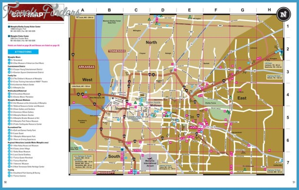 Mississippi Map Tourist Attractions – Tourist Attractions Map In Mississippi