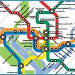 Washington Metro Map Contest | maptd