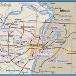 If you were able to find a useful map of St Louis, then my job here is
