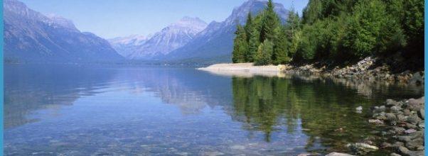 montana lake Montana United States of America