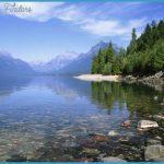 Lago McDonald, Montana | Diario de la Mixteca