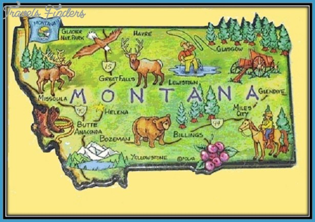 Montana Attractions