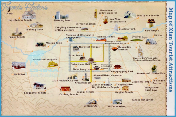 Montana Map Tourist Attractions Travel Map Vacations - Montana map