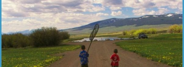 Montana Family Vacations