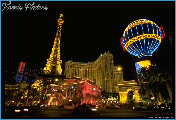 Las Vegas, Nevada – Travel Guide and Travel Info