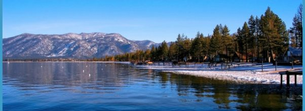 0025 – Lake Tahoe Nevada and California | 1001 Travel Destinations