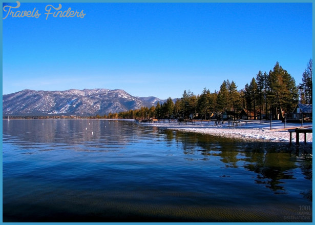 0025 – Lake Tahoe Nevada and California | 1001 Travel Destinations