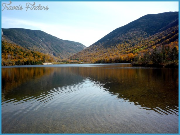 TOP WORLD TRAVEL DESTINATIONS: White Mountains, New Hampshire