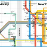 Super Bowl Subway Map - Business Insider