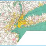 MAP 1: New York Metro and Northeast New Jersey (483 K)
