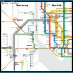 The MTA Made A Brand New NYC Subway Map For The Super Bowl