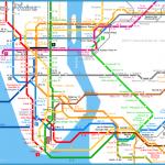 urbanrail.netNew York City Subway Map
