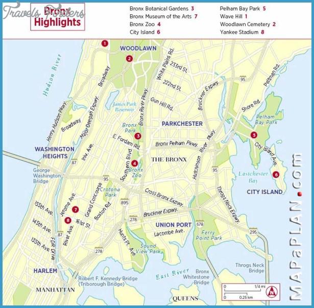 Free Printable MapaPlan . New York City Tourist Guide. View Original