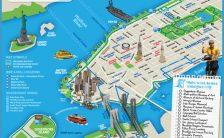New York Map — New York 101