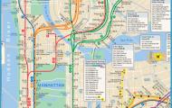 New York Metro Map – World Travel Maps