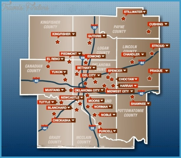 OKC Real Estate » Are you Oklahoma City Bound? OKC Metro Communities