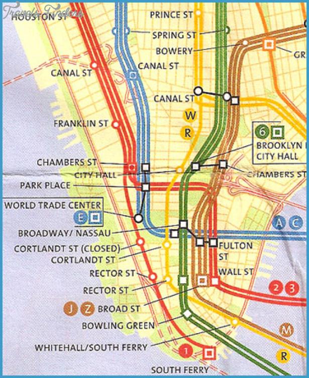 Oklahoma design majors riding the subway.