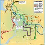 BTS Route Map Klamath Falls Oregon mappery