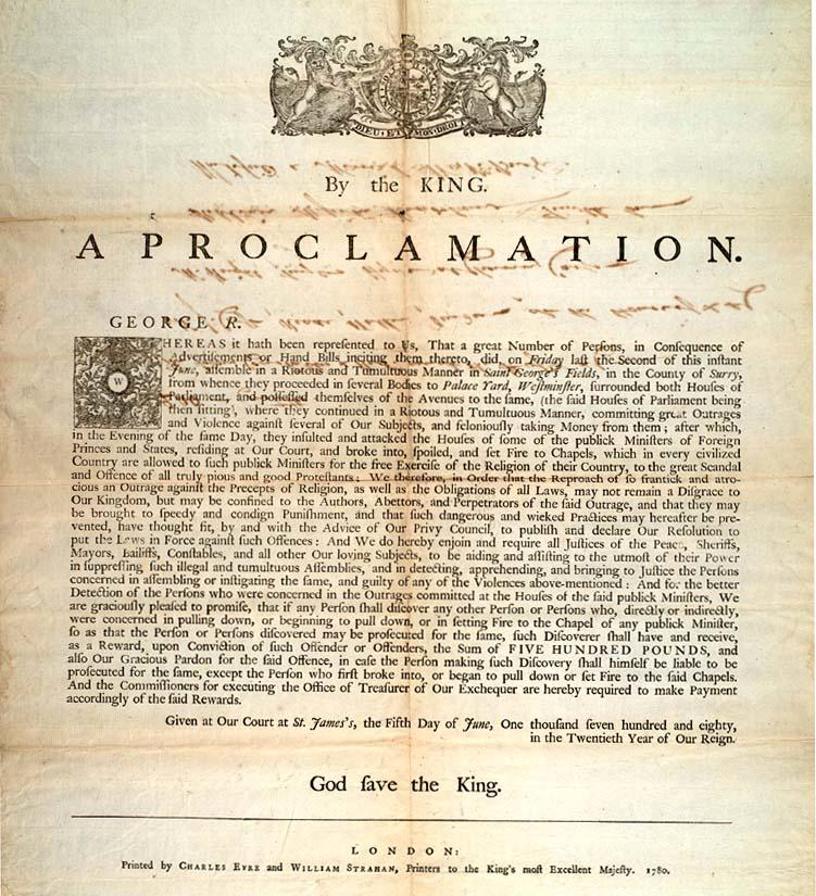 Proclamation of 1763 - TravelsFinders.Com