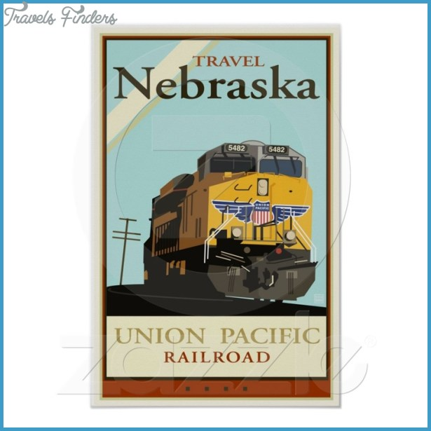 Travel Nebraska Posters from Zazzle.com