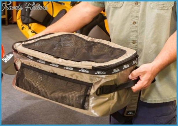Hobie Soft Cooler Bag for fish storage on kayaks