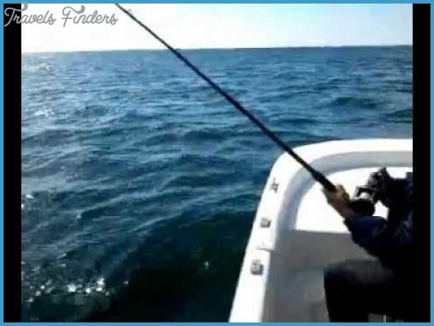 King Mackerel fishing at Atlantic Beach, NC - YouTube