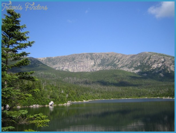 Panoramio - Photo of Basin Lake, Baxter State Park