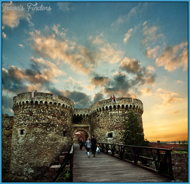 Belgrade, Serbia - Tourist Attractions - Exotic Travel Destination