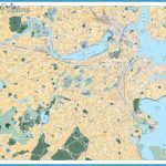 Boston, Massachusetts City Map See map details From www.bestcitymaps ...