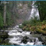 Rainbow Falls Harrison Lake, BC Canada | Monde Canada | Pinterest