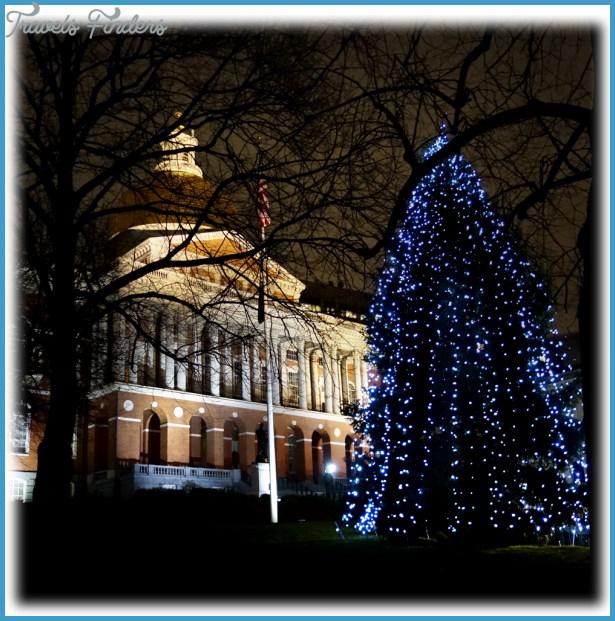 , Boston- Christmas holiday in Boston | Dana Morris Blog