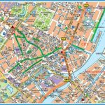 Copenhagen City Center Map - © Copenhagen.com A/S
