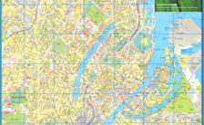 Copenhagen Map - copenhagen • mappery