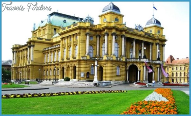 Tourist Attractions In Zagreb Croatia - eTravelTrips.com