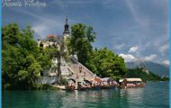 Attractions of Slovenia
