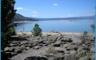Eagle Lake, California—View from the Field Station