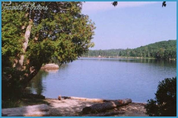 Fox Pond, Maine | Places | Pinterest